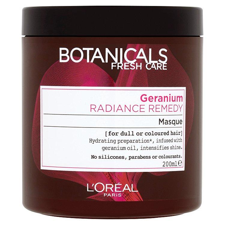 Botanicals Fresh Care Radiance Remedy hydratační maska na barvené vlasy 200 ml