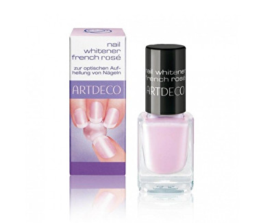 Fotografie Bělicí lak na nehty pro francouzskou manikúru (Nail Whitener Look French Manicure) 10 ml