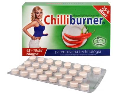 Chilliburner 45 tbl. + 15 tbl. ZDARMA
