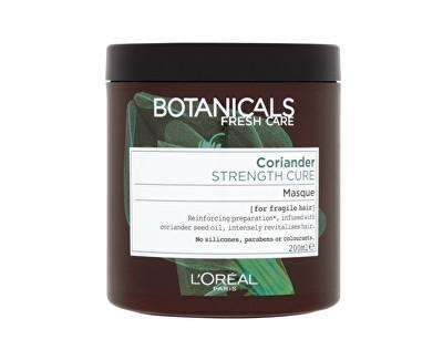 Botanicals Fresh Care Strenght Cure maska pro slabé a jemné vlasy 200 ml