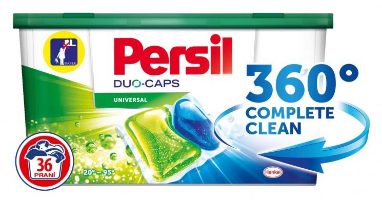 Persil DuoCaps Regular kapsle, 36 praní 36 ks