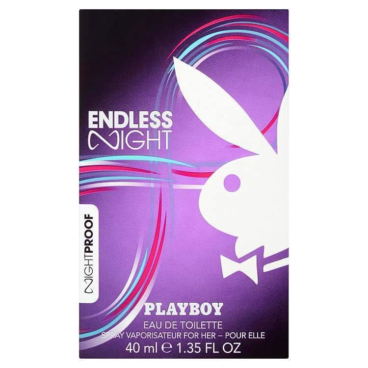 Playboy Endless Night Toaletní voda 40ml