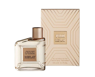 Tank For Her - EDT 30 ml