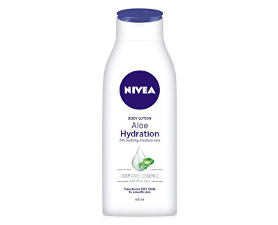 Nivea Aloe Hydration lehké tělové mléko 250 ml