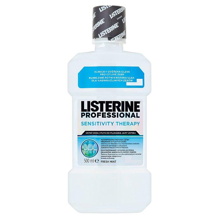 Ústní voda pro citlivé zuby Professional Sensitivity Therapy 500 ml