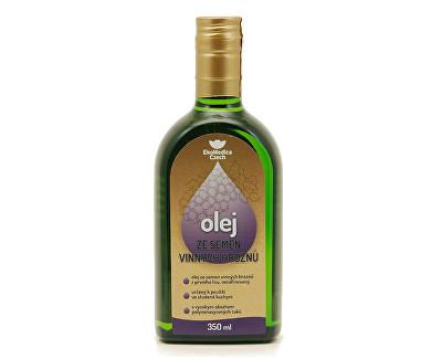 Olej ze semen vinných hroznů 350 ml