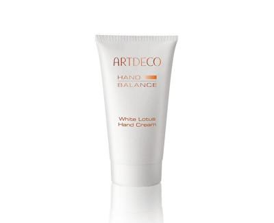 Regenerační krém na ruce s lotosovým extraktem Hand Balance (White Lotus Hand Cream) 75 ml