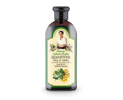 Medový šampon s lípou 350 ml