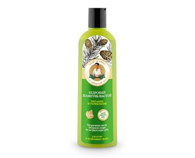Cedrový šampon na vlasy posilující 280 ml