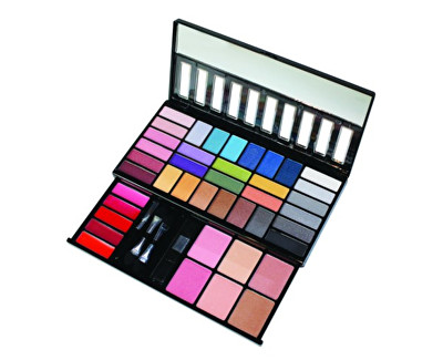 Fotografie Sada dekorativní kosmetiky Make-Up Palette Graphic 41 Colors