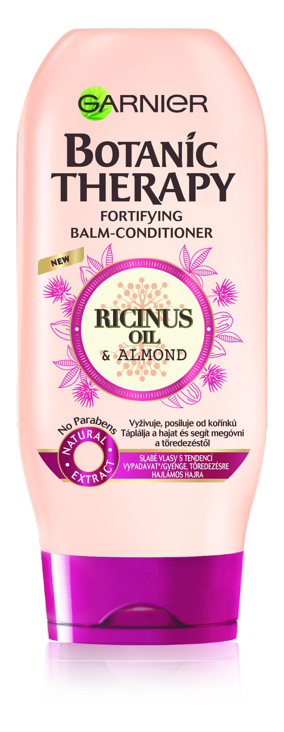 Garnier Botanic Therapy Ricinus oil & Almond balzám 200 ml