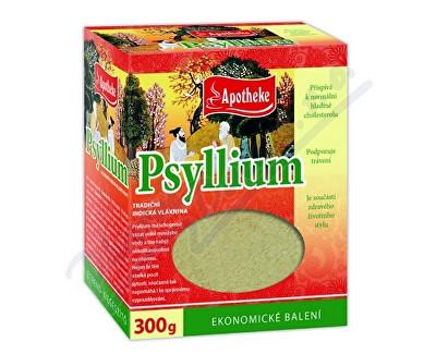 Apotheke Psyllium krabička 300g