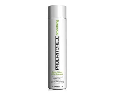 Uhlazující šampon pro nepoddajné vlasy Smoothing (Super Skinny Daily Shampoo) 1000 ml