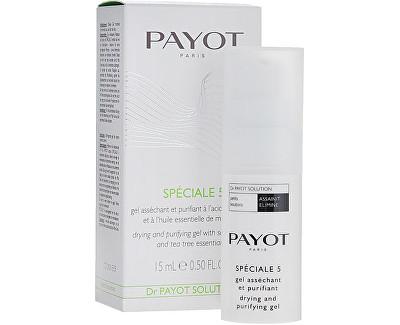 Fotografie Antiseptický lokální gel pro aknozní pleť (Drying Purifying Gel) 15 ml