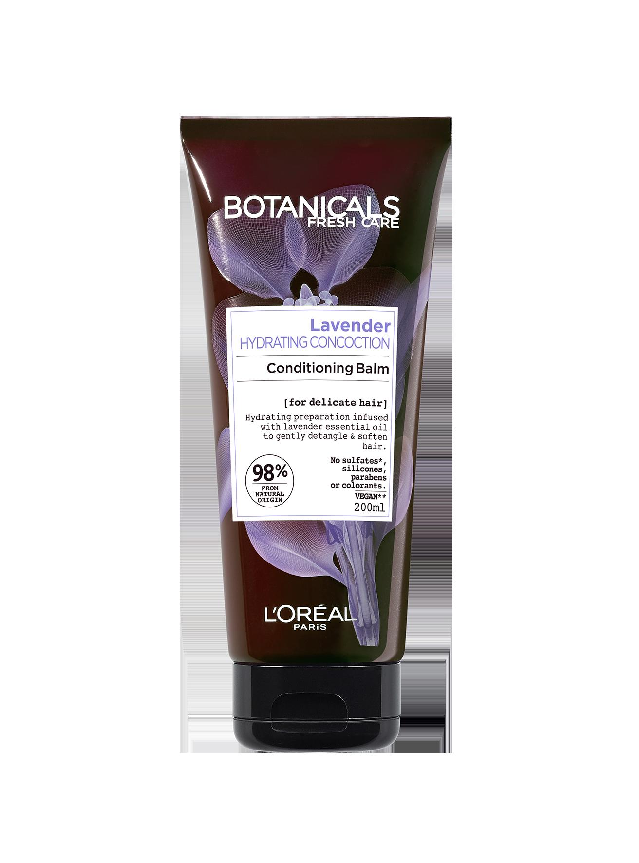 L'Oréal Paris Botanicals Lavender balzám pro citlivou pokožku hlavy 200 ml