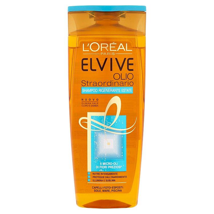 L'Oréal Paris Elseve Extraordinary Oil vyživující šampon pro sluncem namáhané vlasy 250 ml