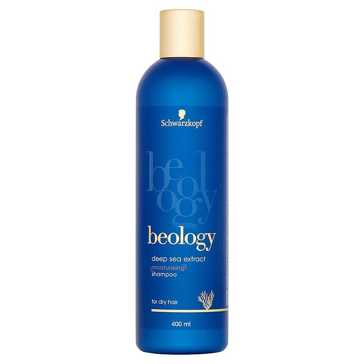 Fotografie Schwarzkopf Beology Deep Sea Extract hydratační šampon 400 ml
