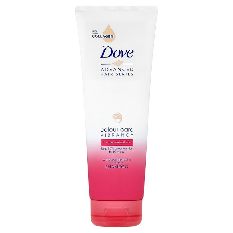 Fotografie Dove Advanced Hair Series šampon pro barvené vlasy 250 ml
