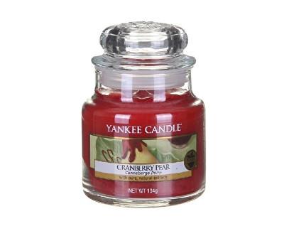 Yankee Candle Classic malý vonná svíčka Hrušky v brusinkovém sirupu, 104 g
