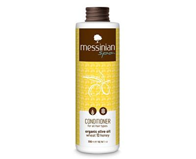 Fotografie Kondicionér pro všechny typy vlasů pšenice & med 300 ml