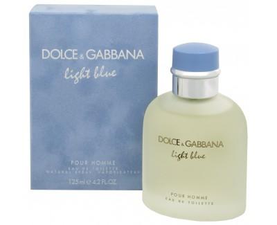 Light Blue Pour Homme - EDT 75 ml
