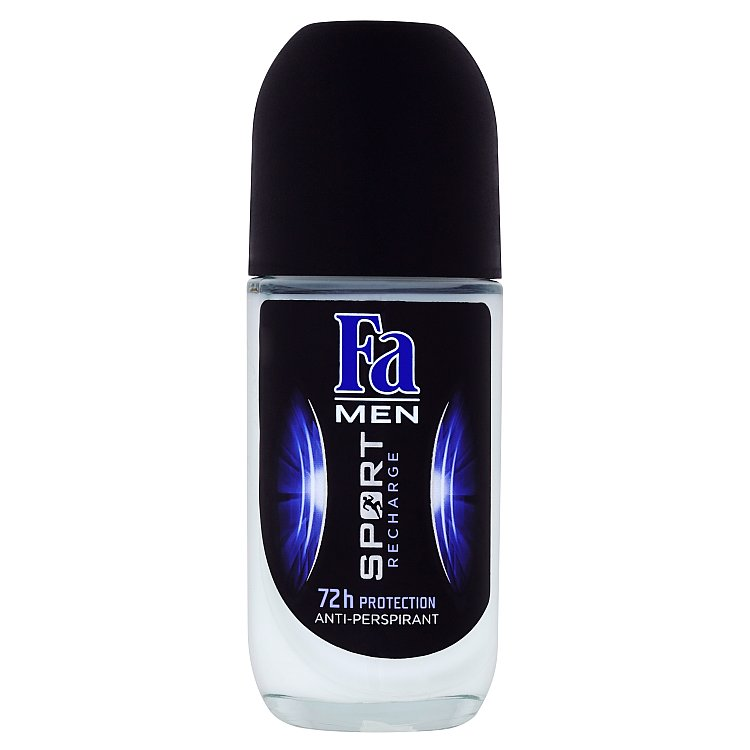 Fa Men Sport Recharge kuličkový antiperspirant 50 ml