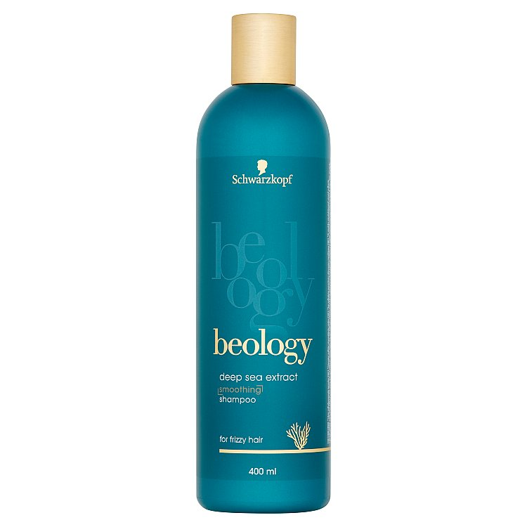 Fotografie Schwarzkopf Beology Deep Sea Extract uhlazující šampon 400 ml