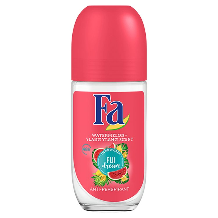 Fa Island Vibes Fiji Dream kuličkový antiperspirant 50 ml