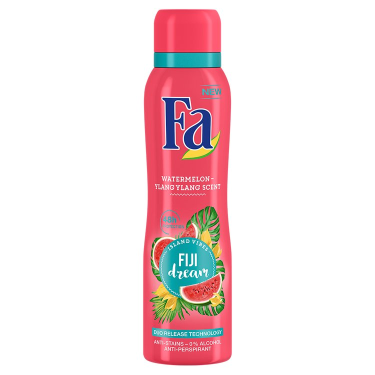 Fa Island Vibes Fiji Dream antiperspirant 150 ml