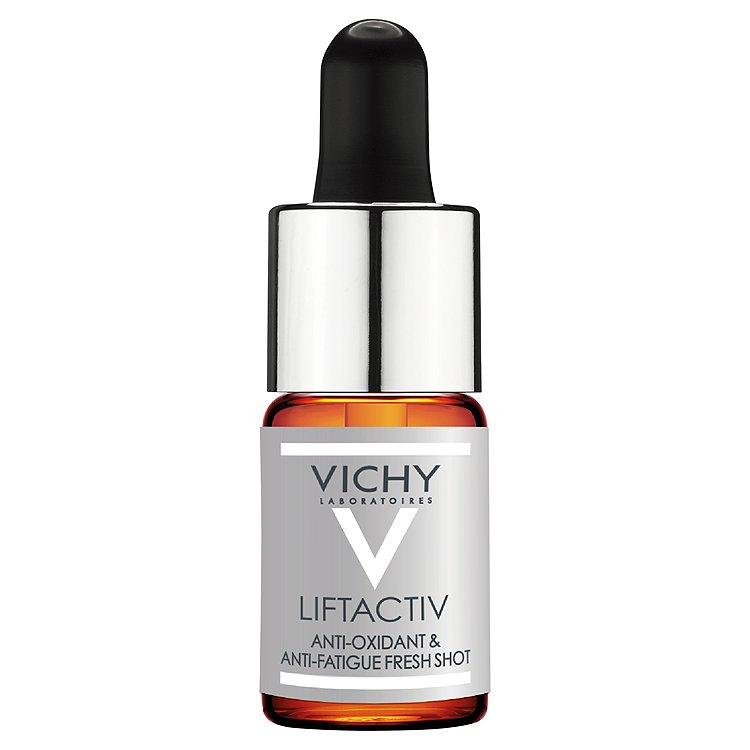 Vichy Liftactiv Fresh Shot antioxidační intenzivní kúra proti známkám únavy pleti 10 ml