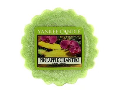 Fotografie Yankee Candle vonný vosk Pineapple Cilantro, 22 g