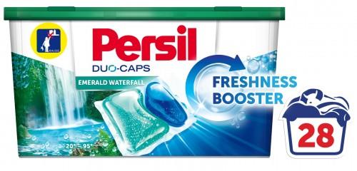 Persil DuoCaps Emerald kapsle, 28 praní 28 ks