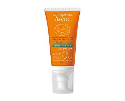 Sluneční ochrana SPF 50+ Cleanance (Very High Protection) 50 ml