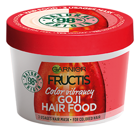 Garnier Fructis Goji Hair Food 390 ml
