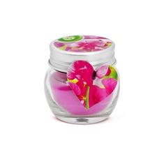 Airwick svíčka růžové květy středomoří 30 g