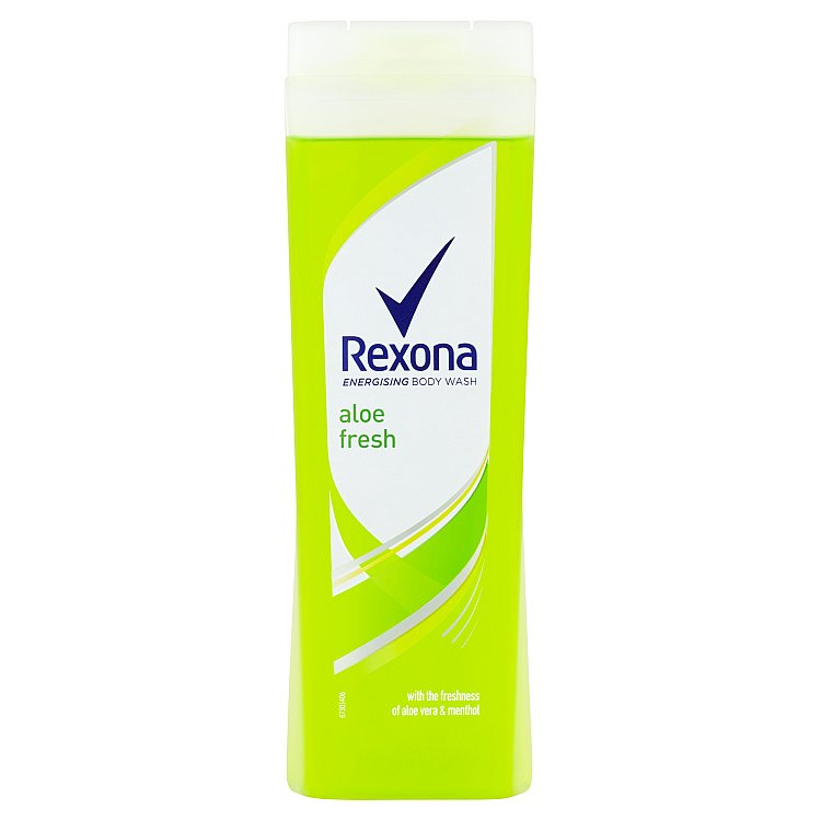 Rexona Aloe Vera sprchový gel 400 ml