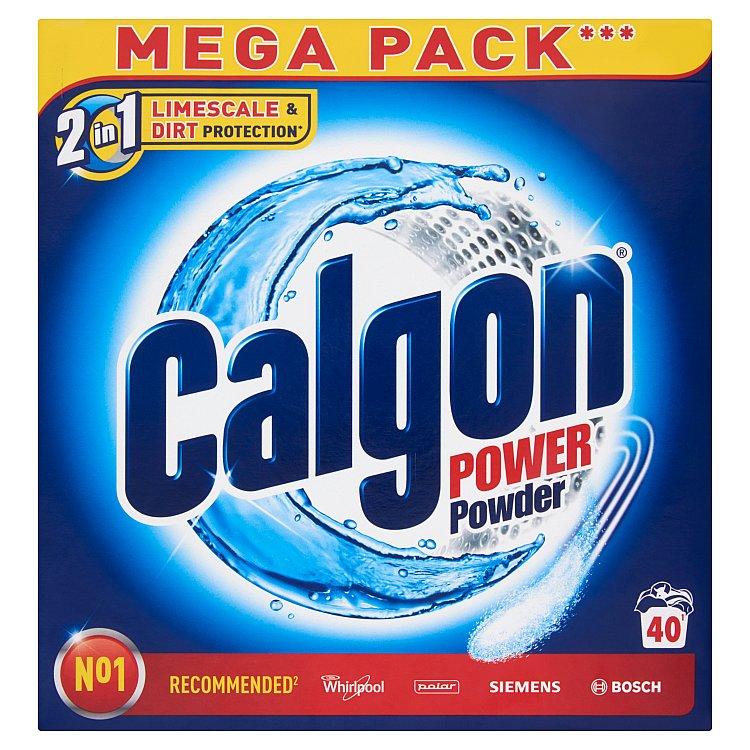 Calgon 2v1 Power prášek 40 dávek 2 kg