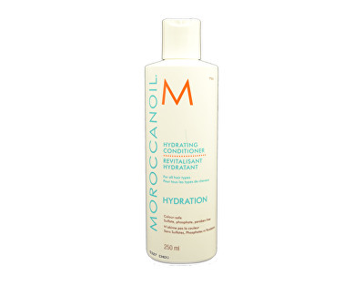 Fotografie Moroccanoil Hydratační kondicionér na vlasy s arganovým olejem (Hydrating Conditioner) 250 ml