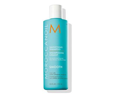 Fotografie Moroccanoil Uhlazující šampon s arganovým olejem pro všechny typy vlasů 250 ml