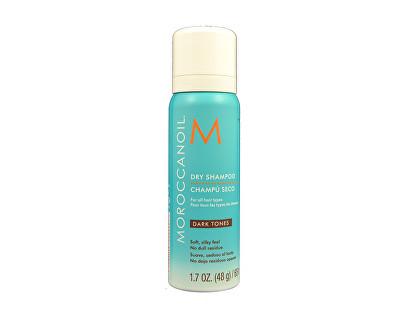 Moroccanoil Suchý šampon na vlasy s arganovým olejem 65 ml tmavé vlasy