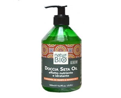 Fotografie Reneé Blanche Vyživující a hydratační sprchový olej Natur Green Bio 500 ml