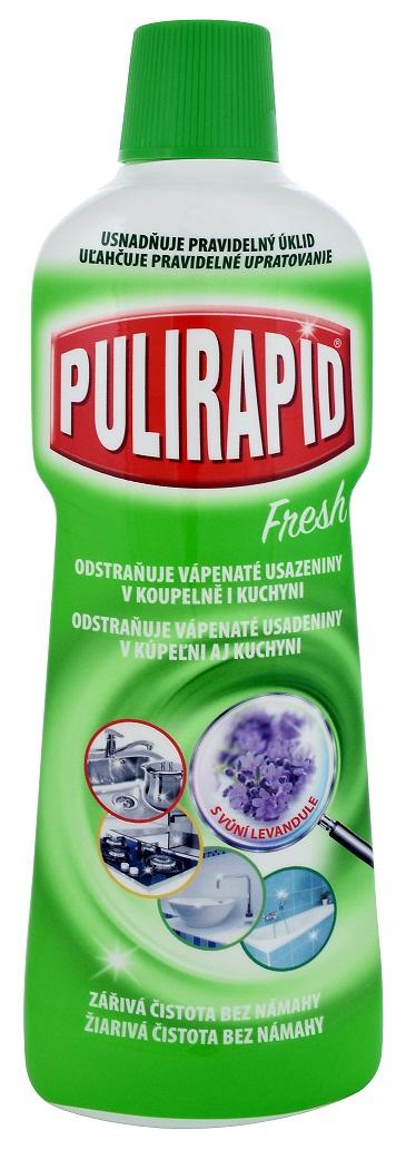 Pulirapid Fresh na rez a vodní kámen 750 ml
