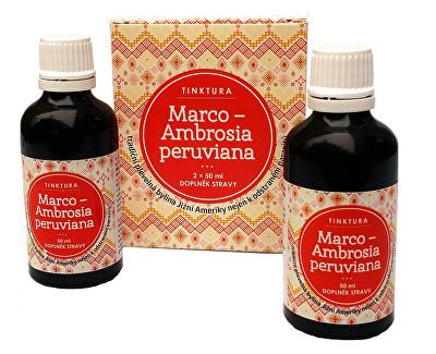 Dr.Clark Marco - Ambrosia peruviana bylinná tinktura 2 x 50 ml