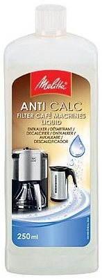 Melitta Anti Calc tekutý odvápňovač pro kávovary a rychlovarné konvice 250 ml