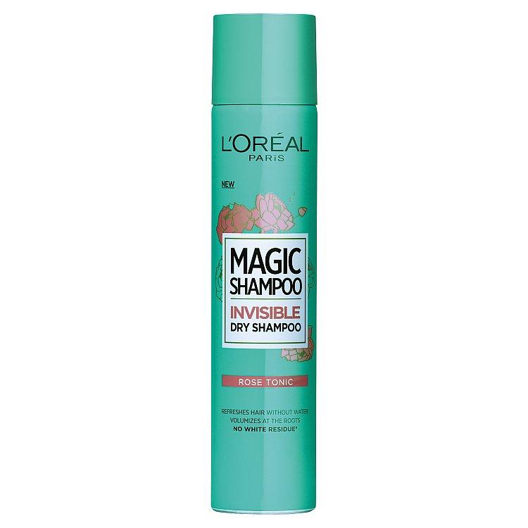 L´Oréal Paris Magic Shampoo Rose Tonic suchý šampon pro objem vlasů 200 ml
