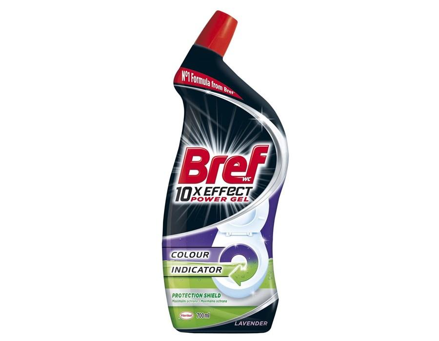 Bref 10x Effect WC gel kompletní ochrana 700 ml