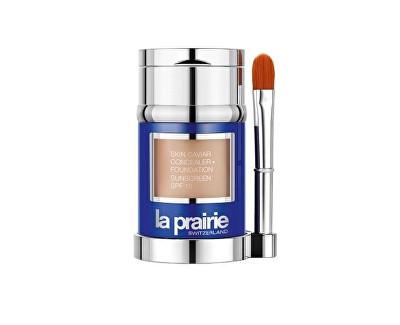 La Prairie Luxusní tekutý make-up s korektorem SPF 15 Golden Beige 30 ml