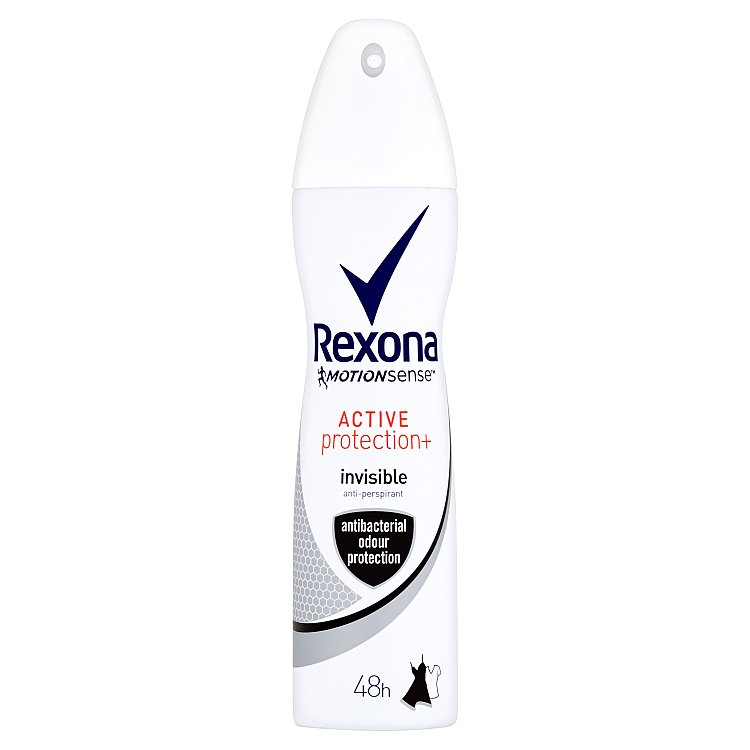 Rexona Active Protection + Invisible Women antiperspirant sprej 150 ml