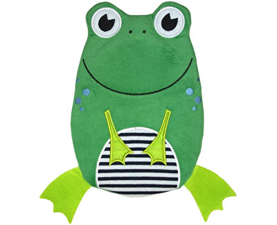 Dětský termofor Eco Junior Comfort - Žába