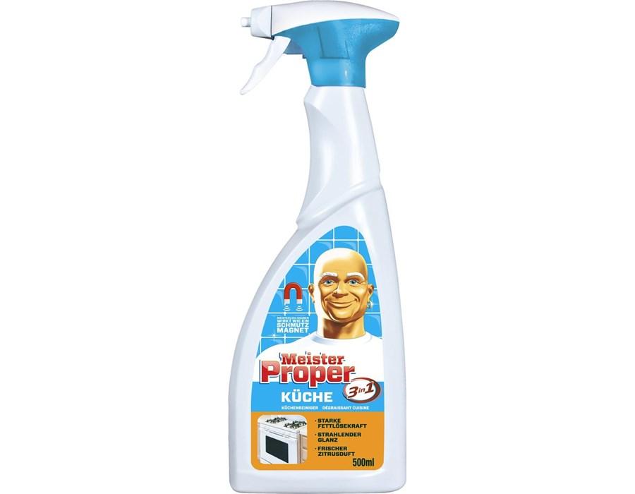 Mr Proper sprej na čištění kuchyně 500 ml